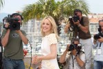 Rachel Smiled For The Flashbulbs At The Cannes Festival In