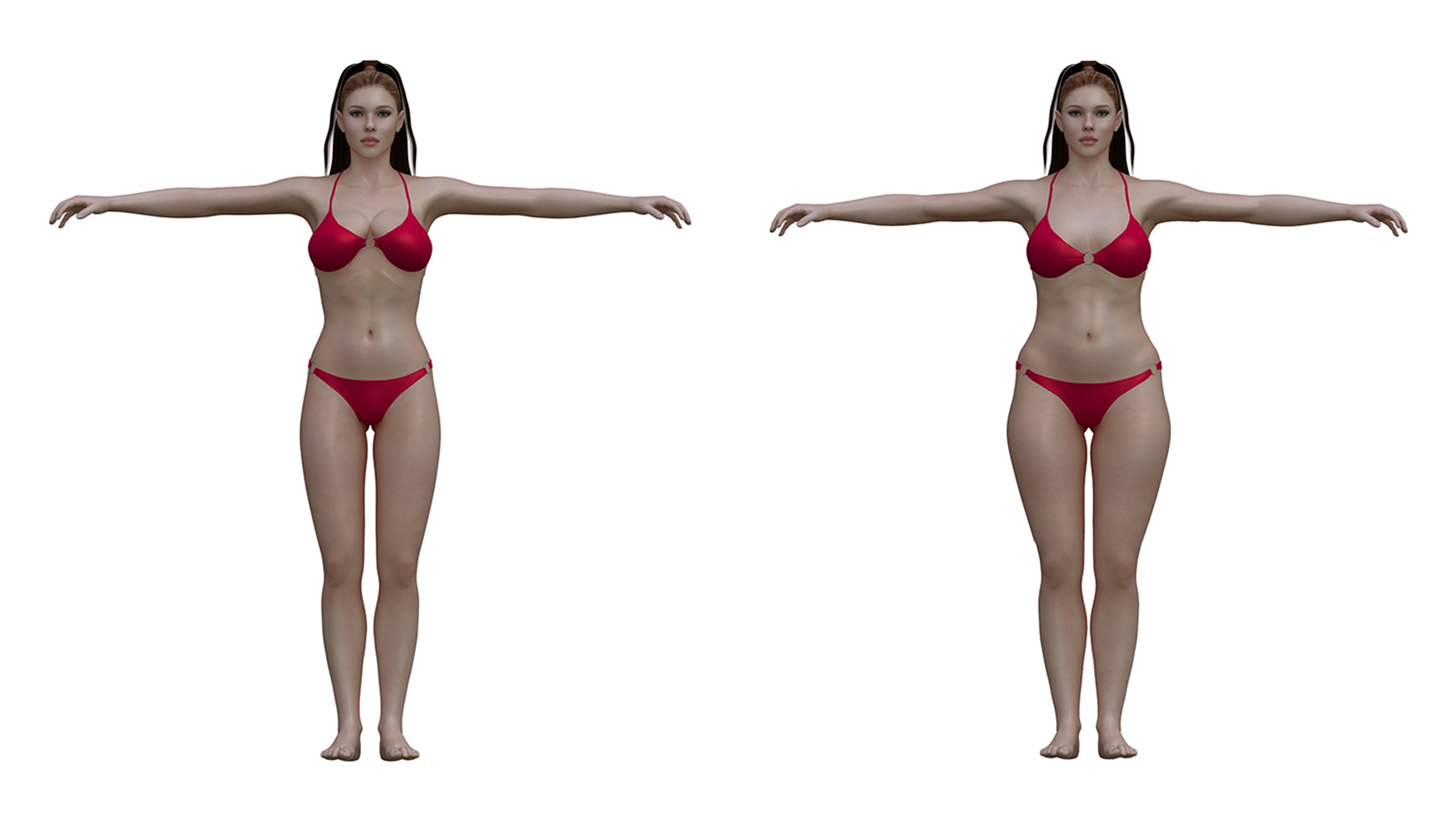 Cuanto Es 150 Libras En Kilos Ideal To Real What The 39perfect 39 Body Really Looks Like