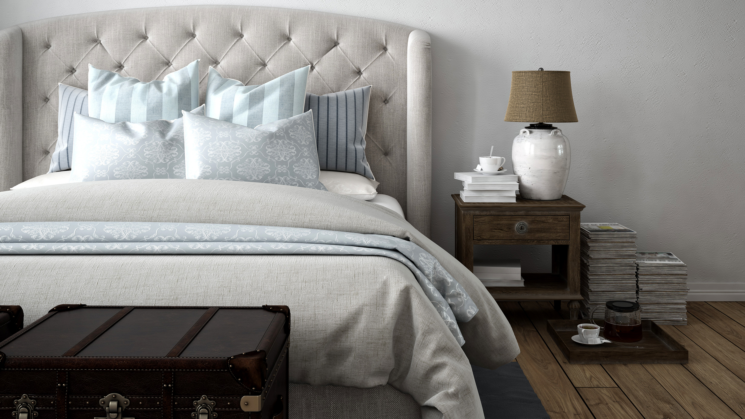 Boxspringbett Your Home Spring Cleaning Bedroom How To Clean Your Bedroom Like A