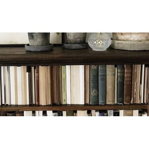 Medium Crop Of Books On A Shelf Image