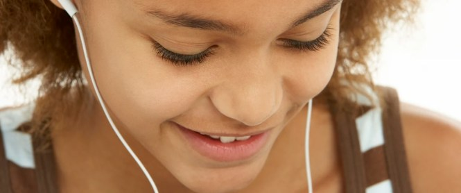Listening to loud music constantly through ear buds may be to blame for a ringing in his ears 2