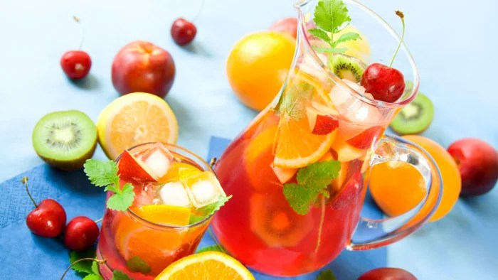How to make healthier cocktails