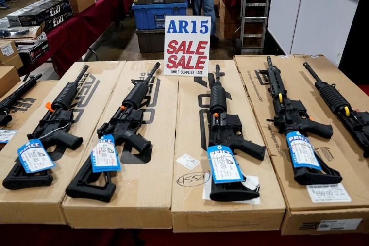 Dr Ernest E Moore The Parkland shooter\u0027s AR-15 was designed to