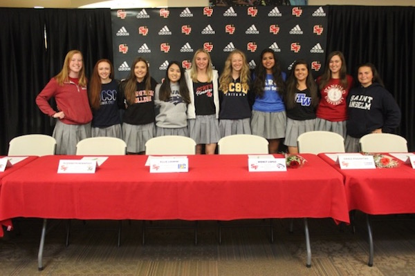 National Letter of Intent Week For High School Student-Athletes