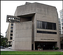Brutalism for a Church