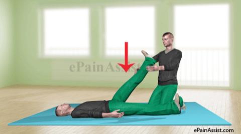 Proprioceptive neuromuscular facilitation to loosen the stiff