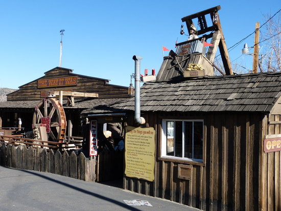 Stepping back in time in Nevada