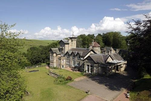 VIctorian mansion in Scotland