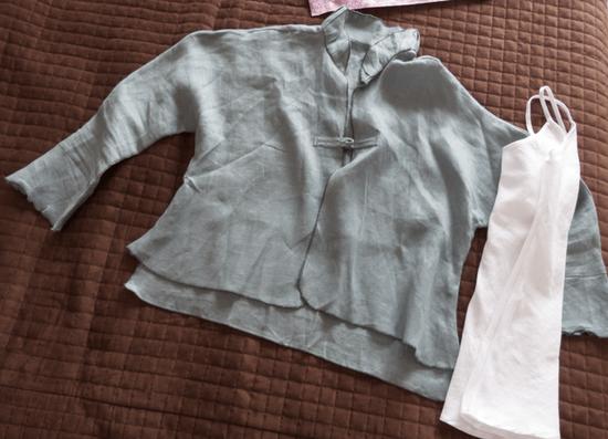 linen time