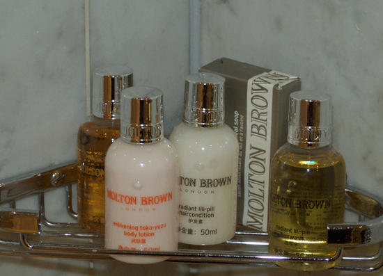 Molton Brown time