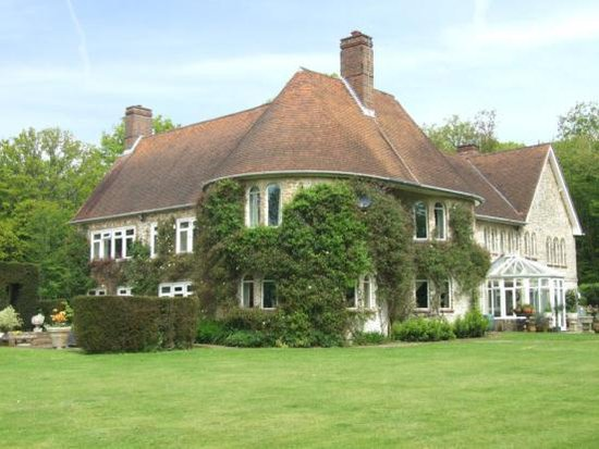 Country homes of England