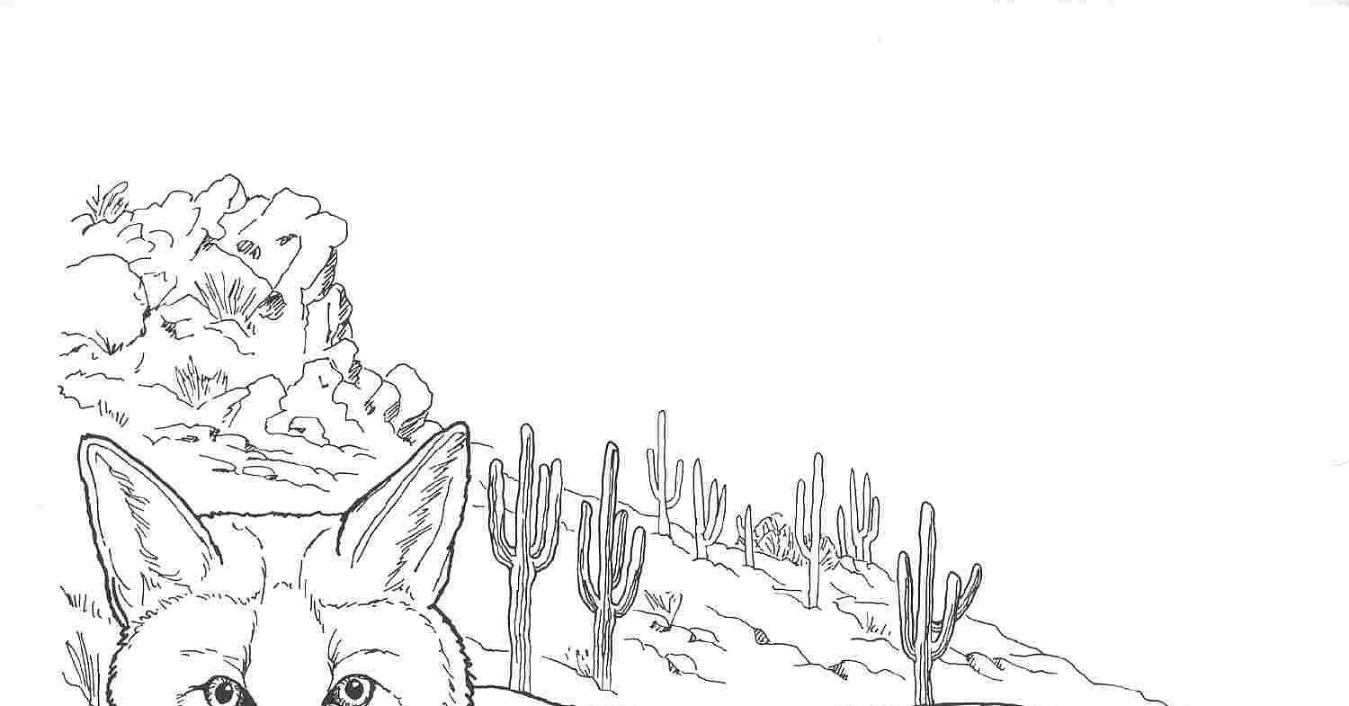 Sahara Desert Coloring Pages - Costumepartyrun