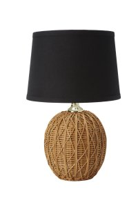 Rattan Table Lamp | Exclusive! First Look at the New Nate ...