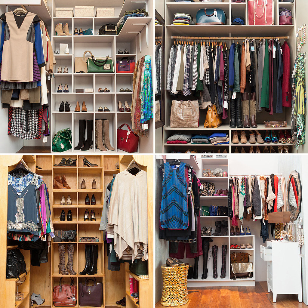 Large Dresser What Does Your Closet Say About You? | Popsugar Fashion