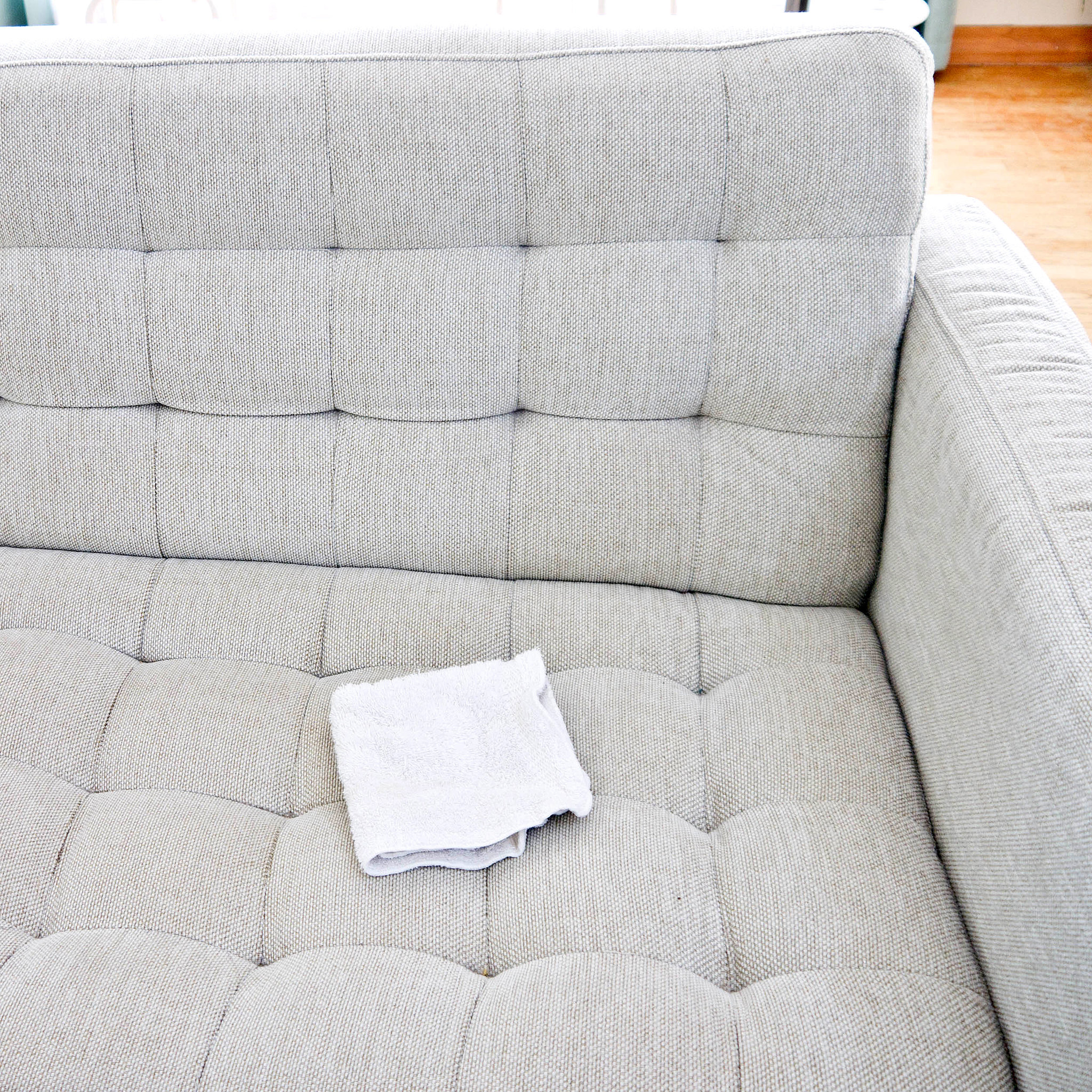 Sofa Fabric How To Clean A Natural Fabric Couch Popsugar Smart Living