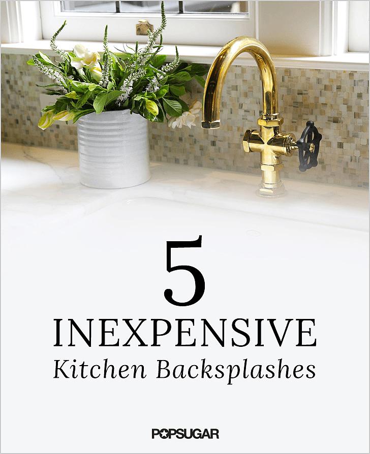 diy kitchen backsplashes popsugar home interior design kitchen backsplashes belle maison short hills