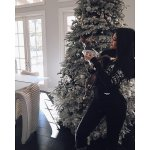 Kylie Jenner In Home Decorations