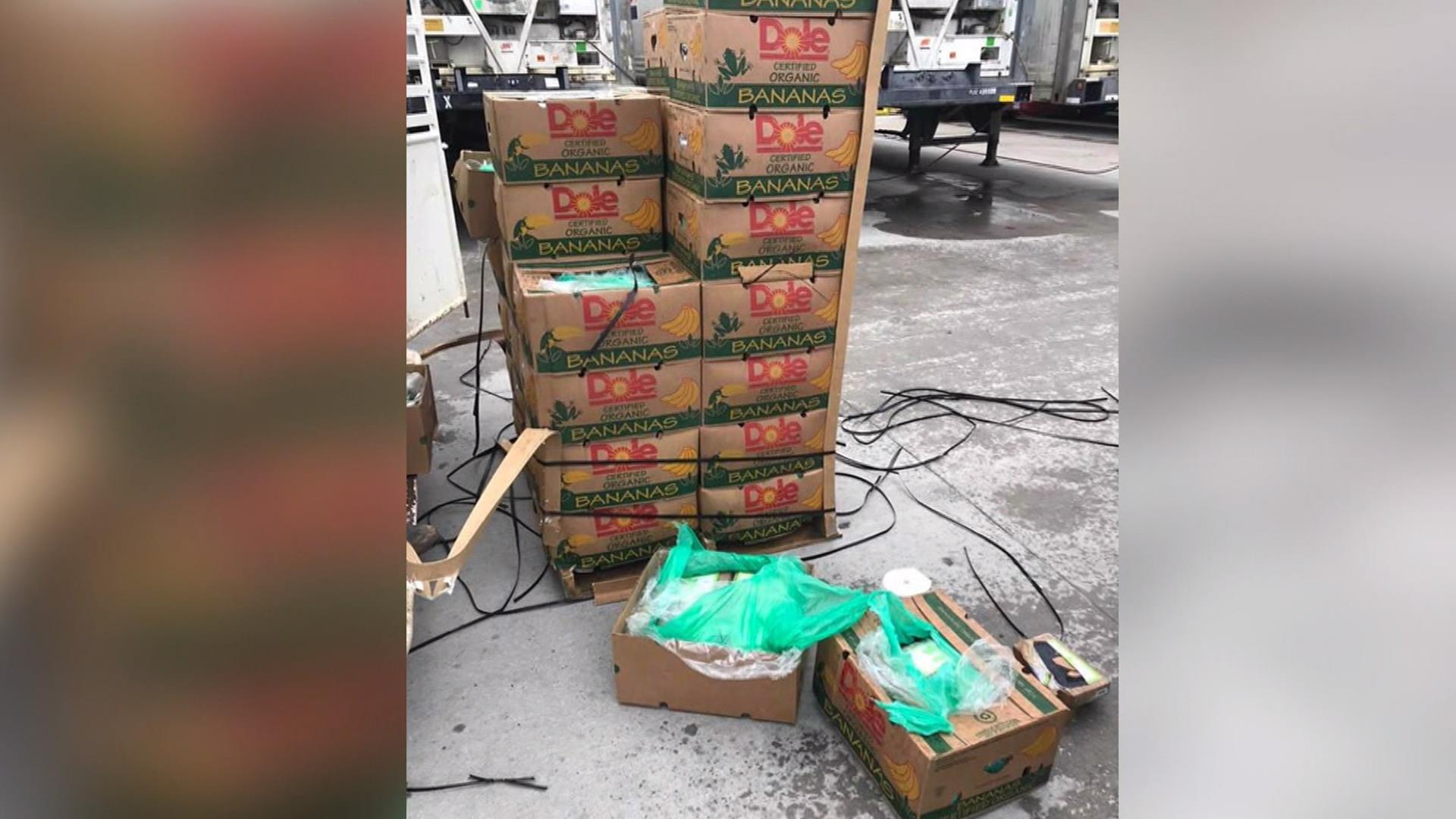 Meuble Torres Cocaine Found In Shipment Of Bananas Donated To Texas Prison