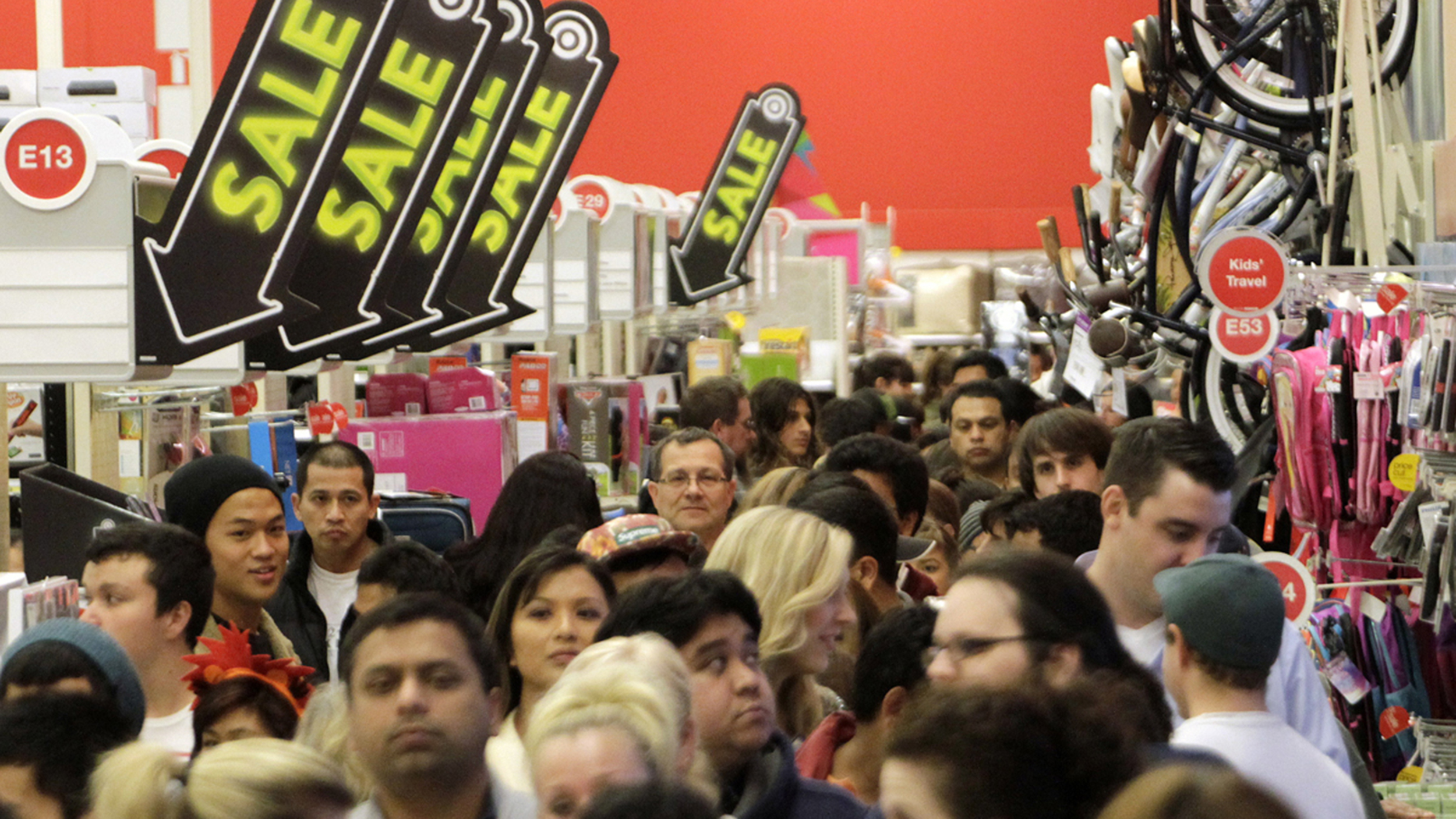 Black Friday Shopping The Psychology Behind Black Friday Madness