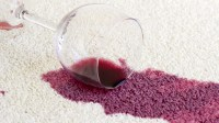 How to remove red wine stains from clothes, carpets and ...