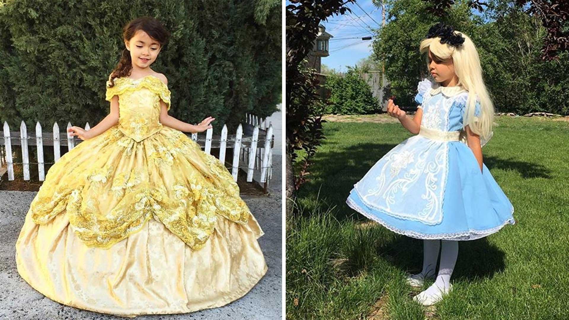 Princess Dress Creator Fashion Dresses