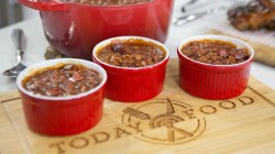 Small Of Easy Baked Beans Recipe