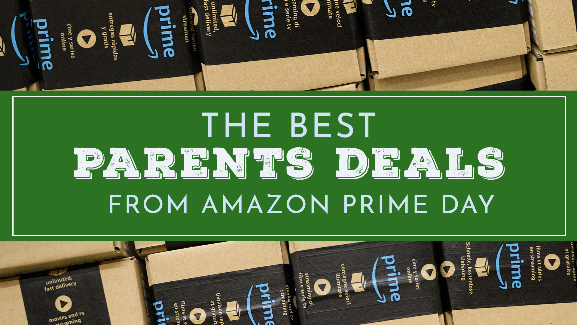 Be To Serien Amazon Prime Day The Best Prime Day Deals On Toys Clothes And