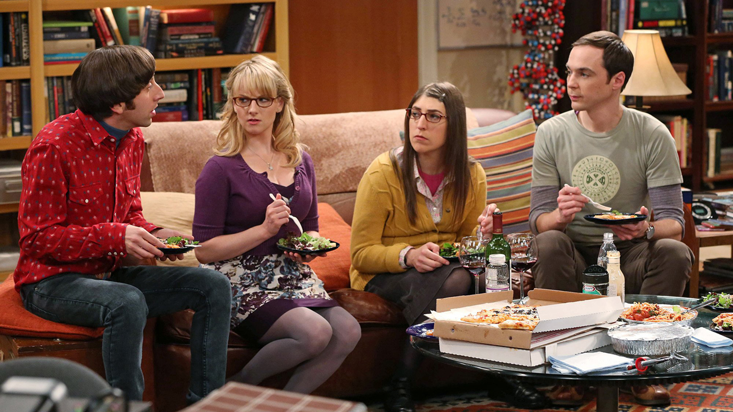 Big Bang Theory Bettwäsche 39big Bang Theory 39 Boss Weighs In On Marriage Proposals