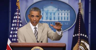Should President Obama Have Said There's No Strategy Yet Against ISIS?