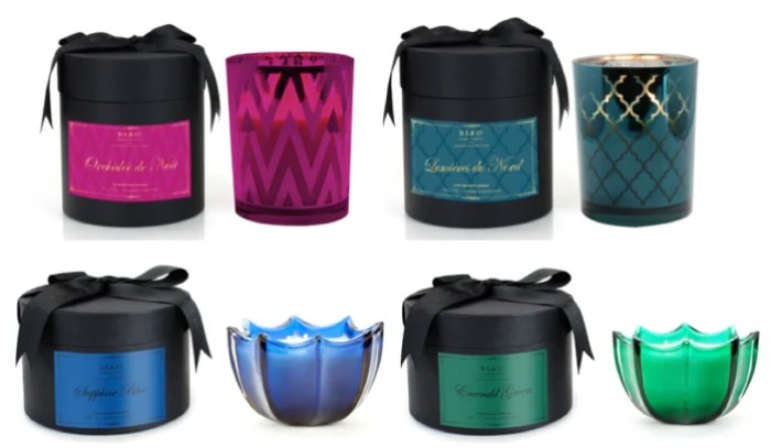 Luxury candles seen on Today Show deals and steals