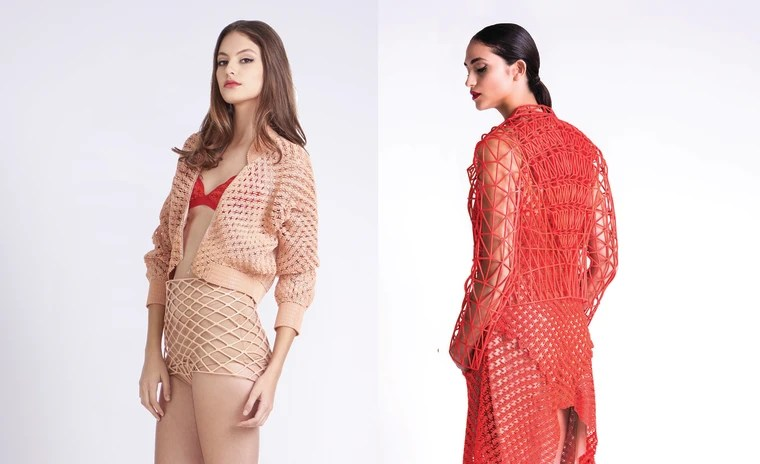 Soon you may be able to 3D print clothing in your own home