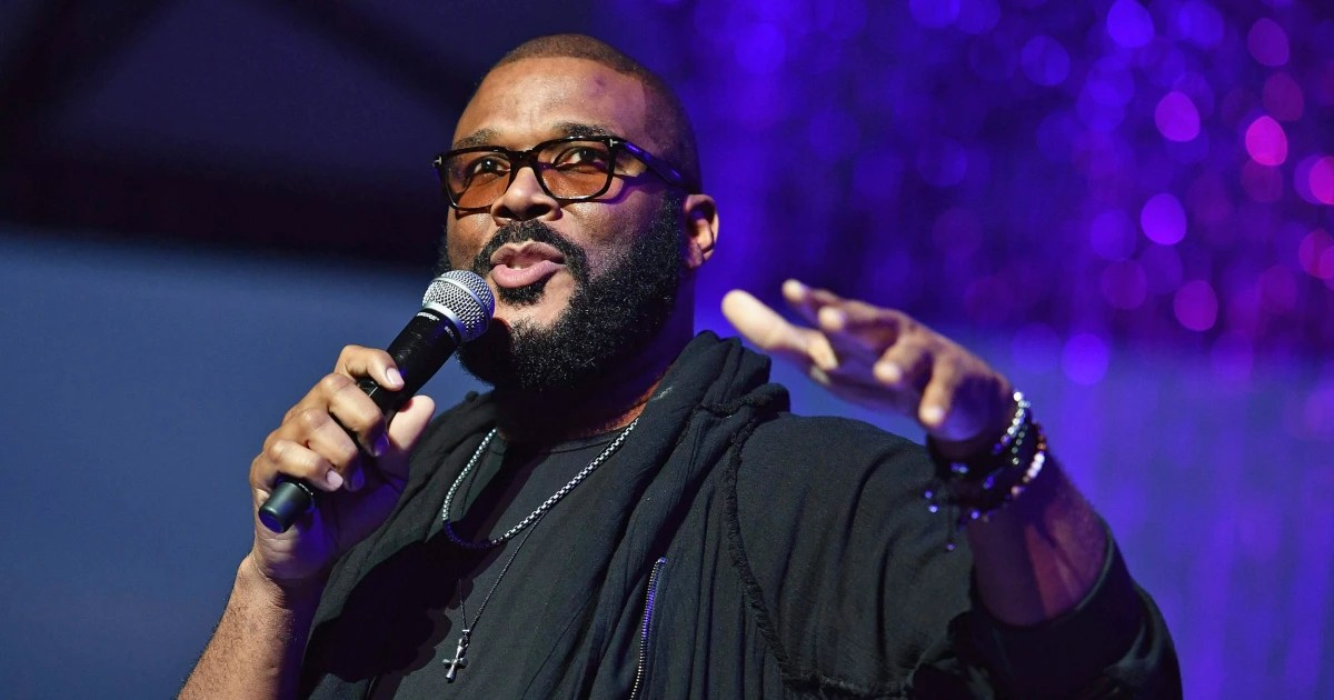 Tyler Perry spends nearly half a million dollars on layaway payments