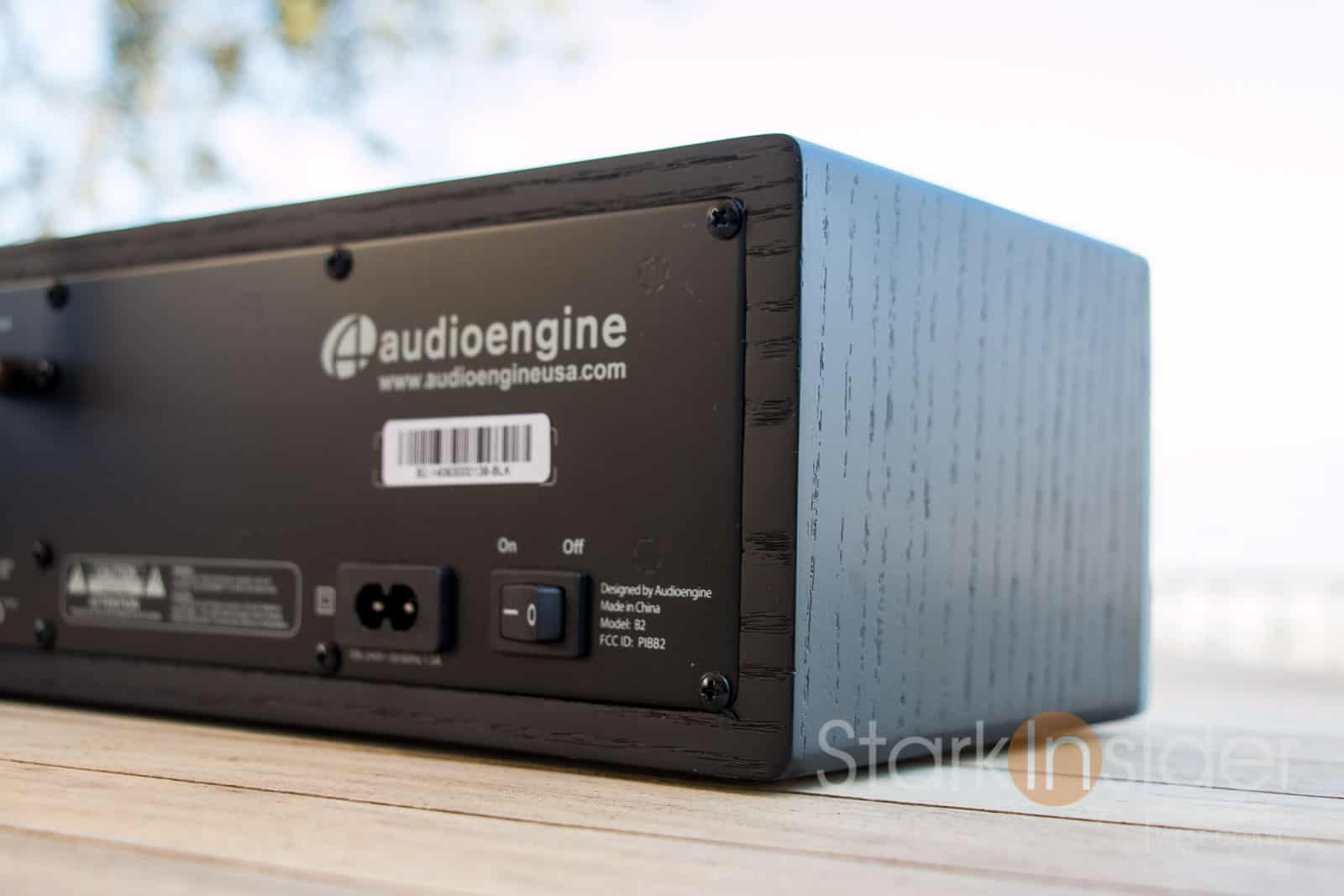Audioengine B2 A Serious Speaker For Serious Listeners
