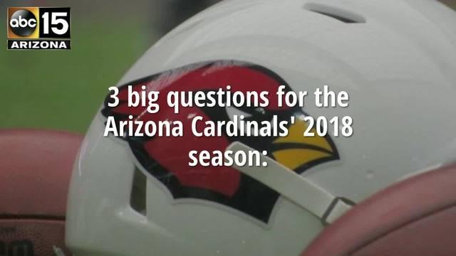 Arizona Cardinals release 1st depth chart of regular season - ABC15