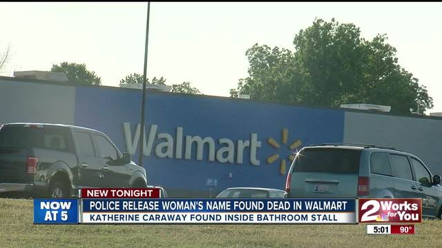 Autopsy released after woman found dead in Sand Springs Walmart - walmart sand springs