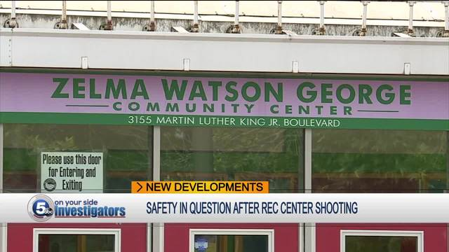 Man dies after being shot in the head at Zelma George Recreation
