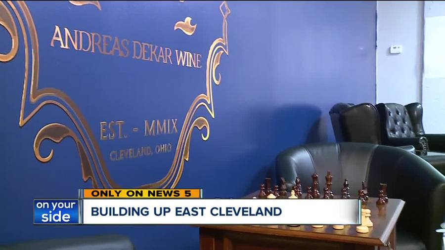 Local East Cleveland Businesses Are Rebuilding The
