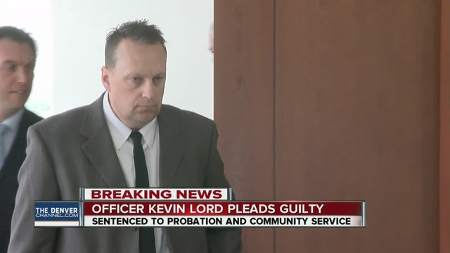 Officer who lied about shooting, Kevin Lord, gets probation and
