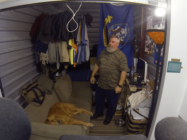 Colorado Man Fought For Our Country Now Calls Storage