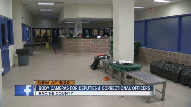 Racine County deputies, correctional officers to start wear body