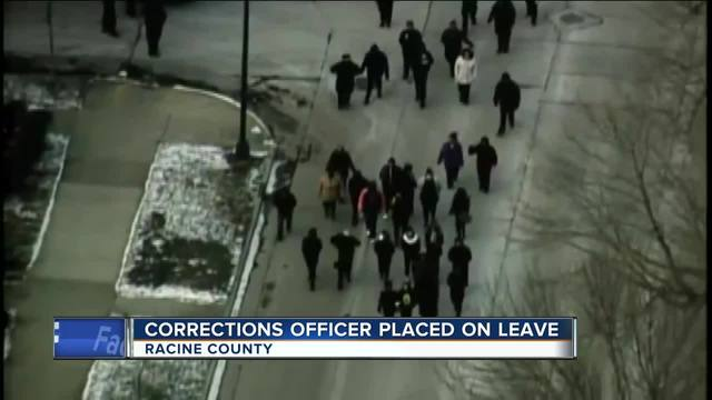 Racine correction officer under investigation over social media