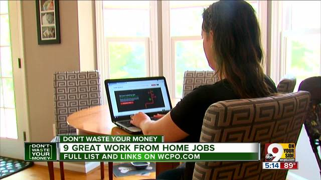 Work-from-home jobs 9 best companies offering great work-from-home