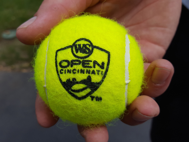 So what happens to the 12,000 Penn tennis balls after this week\u0027s