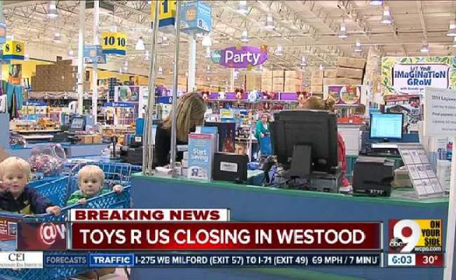 Toys R Us Closing 182 Stores Nationwide Including The