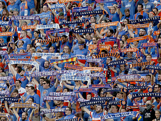 FC Cincinnati announces season ticket prices, process for 2019 Major