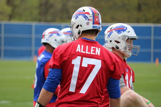 Joe B 5 things to watch in Buffalo Bills vs Carolina Panthers (8/9