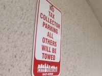 Residents complaining about parking problems at new Tax ...