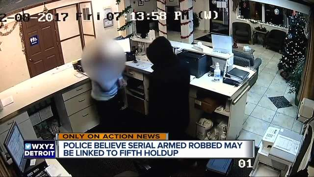 Port Huron Days Inn robbery may be linked to four cases in Oakland