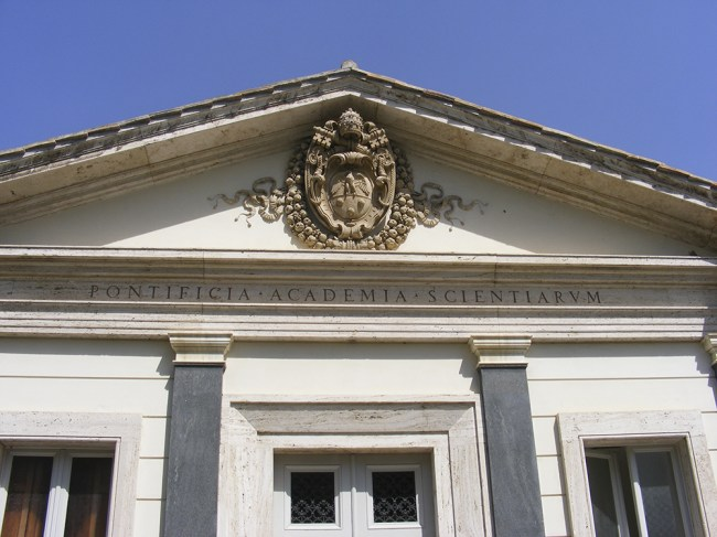 Pontifical_Academy_of_Sciences,_Vatican_-_entrance