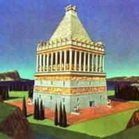 As Maravilhas do Mundo Antigo – Mausoléu de Halicarnasso